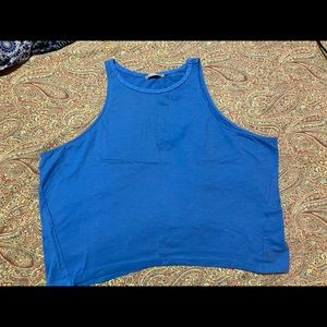 Zara Muscle Crop Tee